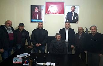 CHP Adayı Hüseyin Eryiğit'e İyi Partiden tam destek.