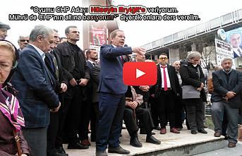 Abdullatif Şener, 'Bu yanlışlar sadıkta düzelmezse Türkiye'nin geleceği felaket olur'