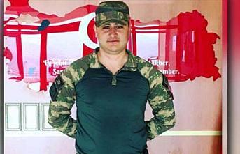 Kars Kağızman'da bir yüzbaşı şehit oldu.