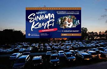 Haydi bu akşam sinemaya gidelim.