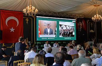 Gelecek Partisinde Ender Serbes İl Başkanı seçildi.
