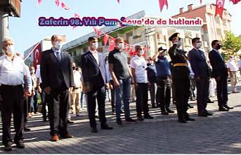 Pamukova'da da 30 Ağustos Zafer Bayramı Kutlandı
