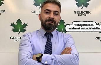 Polat: Demek o kadar sıkıştılar ki nihayet hukuku hatırladılar
