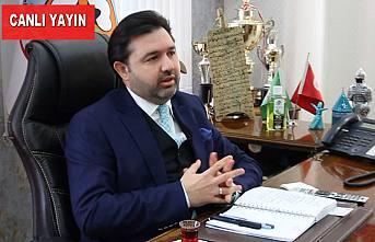 Başkan Güven Övün İmar Çalışmaları Hakkında açıklamalarda bulundu.