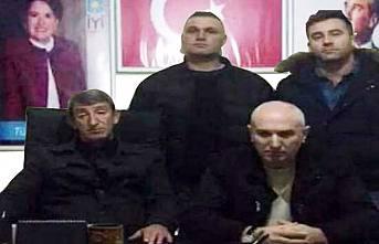 İYİ Partililerden Pazaryeri ile ilgili basın açıklaması