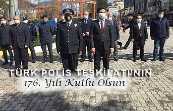 Polis Teşkilatının kuruluşunun 176. yılı kutlu olsun.
