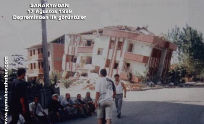 17 Ağustos 1999 depremini yeniden hatırla