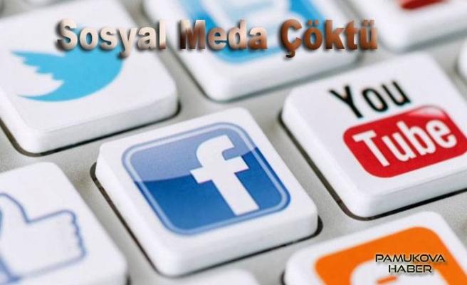 İnternet ve Sosyal Medya Çöktü