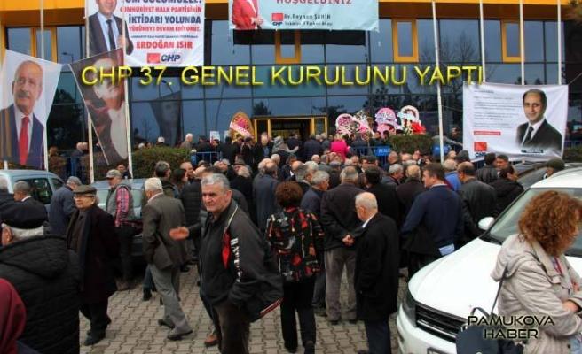 Sakarya CHP'de Ecevit Dönemi başladı.