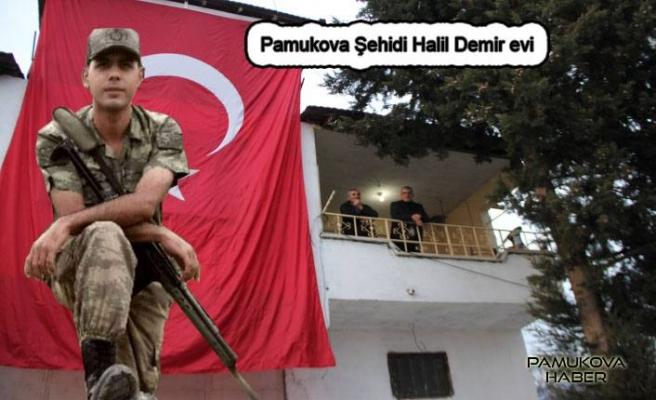 Şehidimiz Cenazesi Bacıköy'de bekleniyor.