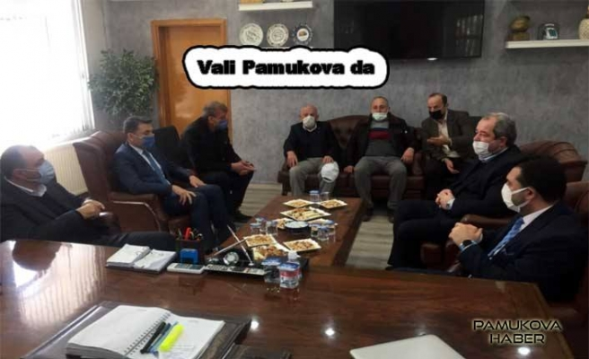 Validen Pamukova'ya Sürpriz Ziyaret.