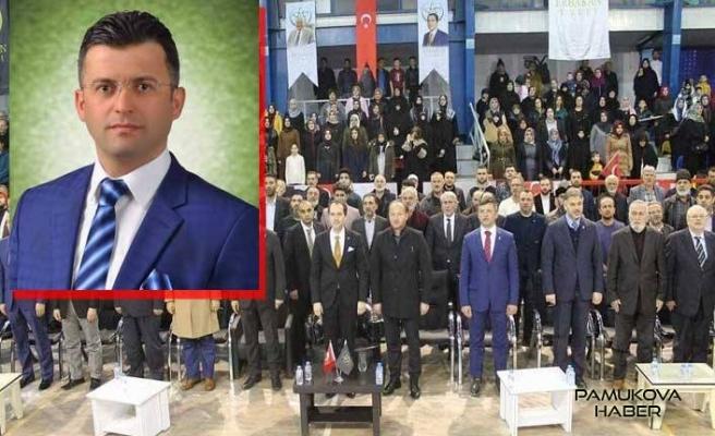 Pamukova Yeniden Refah Partisine Atama yapıldı.