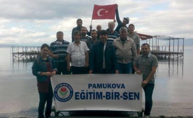 Eğitim Bir Sen Üyelerine Balkanlara Gezi düzenlendi