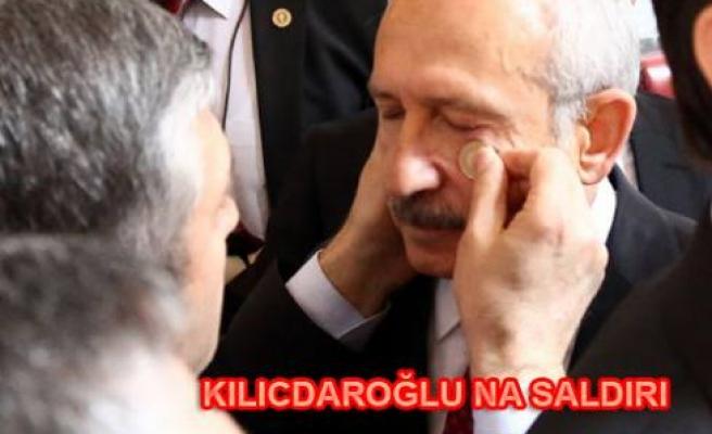 Kılıçdaroğlu Mecliste Saldırıya Uğradı
