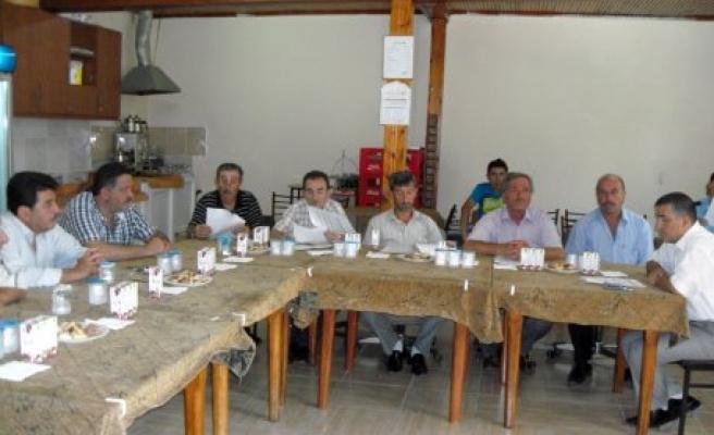 Referandum öncesi YSK kararlarına uyulması konulu toplantı düzenlendi