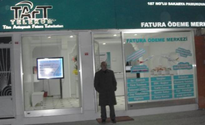 TAFT Ödeme Merkezi açıldı