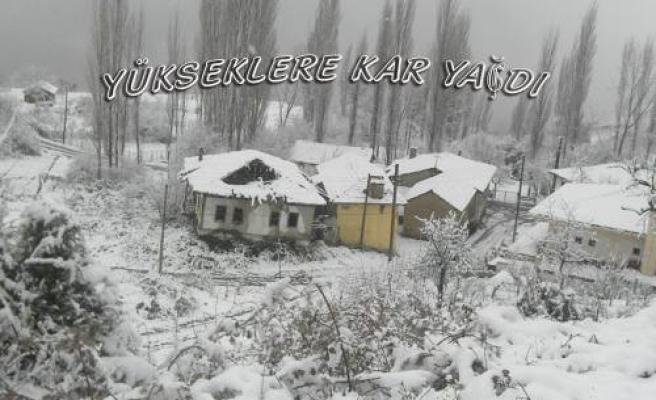 Yükseklere kar, Pamukova ya ise yağmur