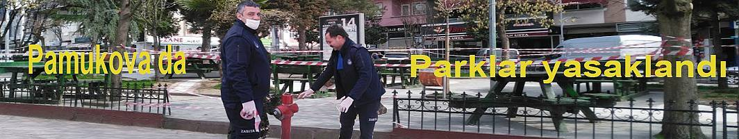 Pamukova'da Virüse karşı tedbirler daha da arttırdı.
