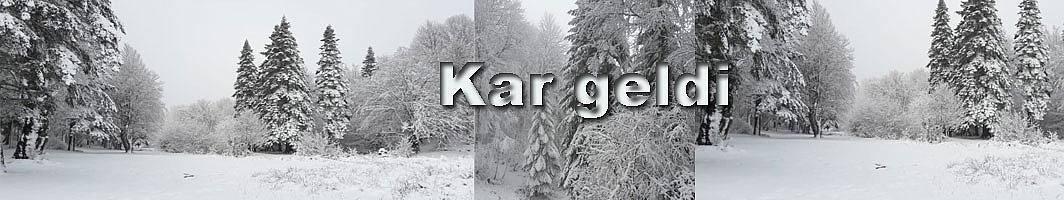 Kar Pamukova ya yaklaştı.