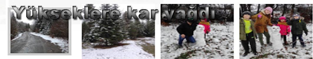 Bizim Köye Kar Yağdı.