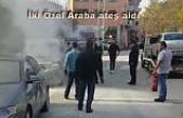 Pamukova da 1 günde 2 özel araçta yangın çıktı.