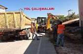 Pamukova'da bozulan yollara yeni asfalt