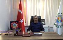 Edirne Balkan Türkleri Federasyonu Başkanı Erhan PEKKAN