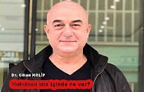 Doktor Cihan Kolip: