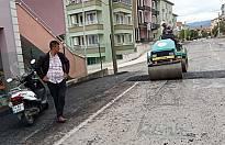 Pamukova yollarına onarım