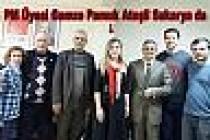 CHP PM Üyesi Gamze Pamuk Ateşli Sakarya Örgütünü Ziyaret Etti