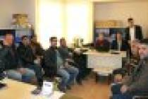 Doğalgaz Tesisatçı Firmalar Toplantıda buluştu.