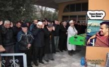 Tunca Kıran ebediyete uğurlandı.