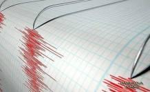 Marmara'da 4.2 şiddetinde deprem oldu.