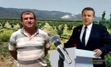 Ahmet Şen Çiftçilerin sorunlarını dinledi.