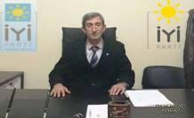 Pamukova Kapalı Pazar Yerine İYİ Parti'den tepki var.