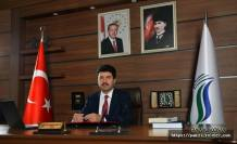 Rektör Sarıbıyık'tan 19 Mayıs mesajı
