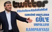 Cumhurbaşkanı Gül 2 Saatte 30 Bin Takipçi Kaybetti