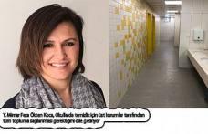 Y.Mimar Ökten: 'Pandemi Döneminde Okullarda Öncelik Sağlık ve Hijyen' dedi