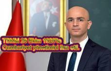 Serbes: 'Türkiye'nin sıkıntılarının reçetesi Cumhuriyet ruhudur.'