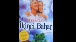 Yazar Ayşe Öz yeni kitapları yayınlandı.