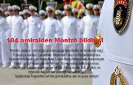 Türkiye bugün 104 Emekli Amiralin bildirisi ile uyandı