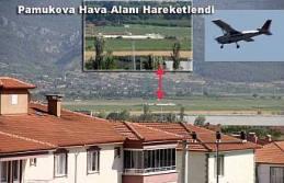 Pamukova da Pilot Eğitim uçuşları başladı