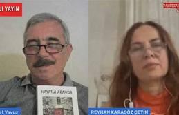 Yazar Reyhan Karagöz Çetin Canlı Yayın Konuğumuz...