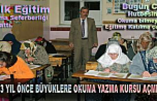 Pamukova Halk Eğitim Müdürlüğü Sonunda okuma...