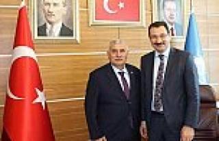 Cevat Keser Ali İhsan Yavuz ile Yerel Seçim Stratejilerini...