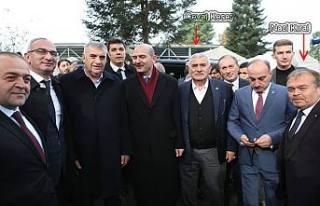 Cevat Keser Bakan Soylu ile Sapanca da görüştü