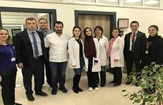 Yenikent'in başarılı diş hekimleri takdir topluyor