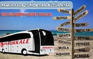 Pamukkale Turizm Sakarya'dan Sahil bölgelerine...