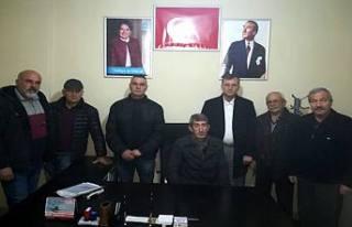 CHP Adayı Hüseyin Eryiğit'e İyi Partiden tam...
