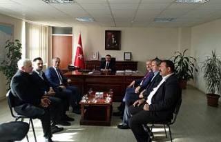 Büyük Birlik Başkan ve meclis üyesi adayları...